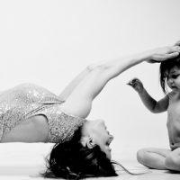 """Урок по модерен балет за децата от кв. """"Факултета"""""""
