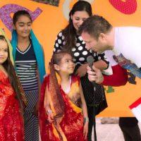 """Kids Fest 2015: Зад кулисите на Киноцентър Бояна с деца от кв. """"Факултета"""""""