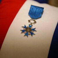 Председателят на Хесед удостоен с Националния орден на Франция