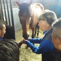Практически умения с конете