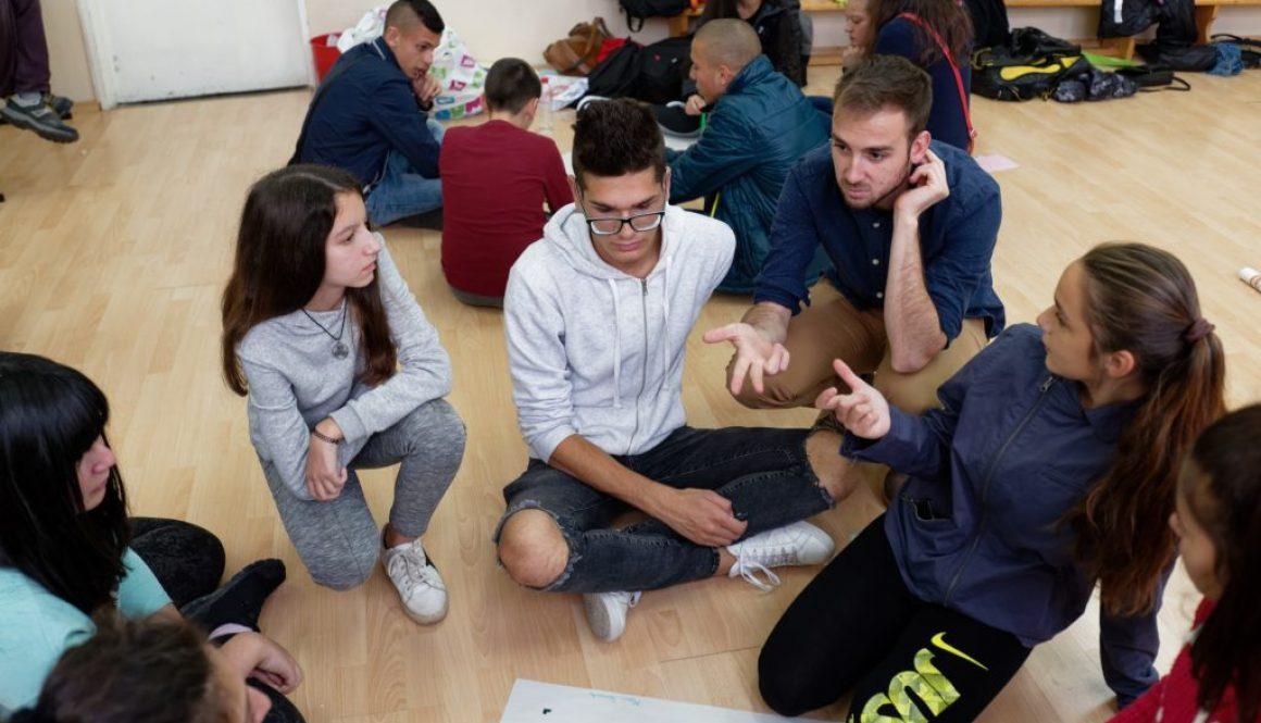Discrimination awareness workshops