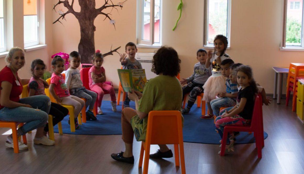 "Програма ""Млади ромски педагози"" – нов ролеви модел за младите хора от ромските общности"